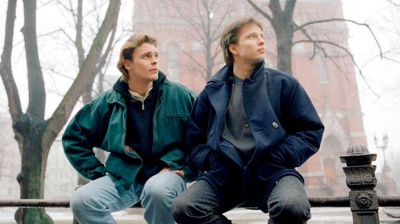 Teemu Luotola (Ville Keskilä) ja Janne Mäkimaa (Misa Nirhamo)