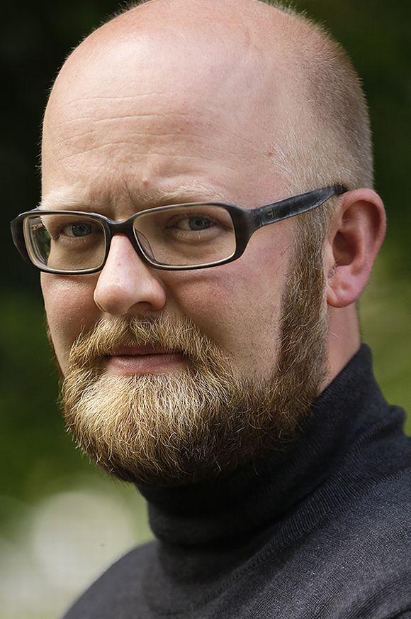Ville Kivimäki.