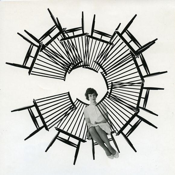 Mademoiselle tuolin markkinointikuva