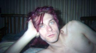 Video: Kurt Cobain.