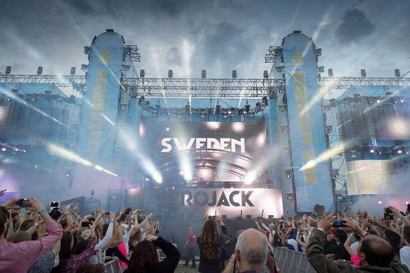 Kuva viimevuoden festivaaleilta Tukholmasta.