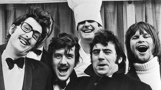 Monty Python vuonna 1971.