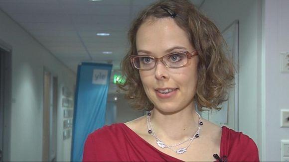 Dosentti, psykiatrian erikoislääkäri Soili Lehto