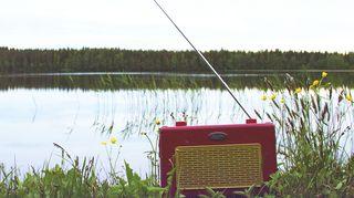 Radio rannalla.