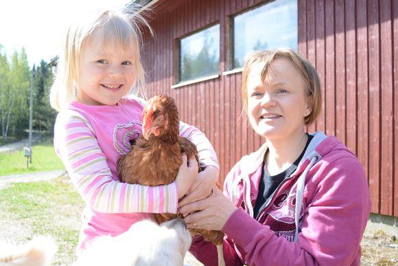 Emma ja Katriina Pylkkänen