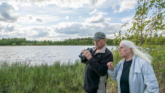 Kauko Sikström ja Helvi Heinonen-Tanski