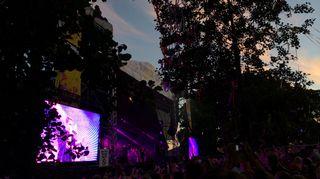 Cheek esiintyy Summer Upissa Lahdessa heinäkuussa 2014.