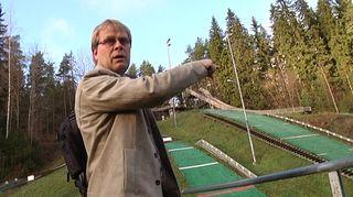 Jouni Kähkönen hyppyrimäet Lahti