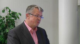 Video: kansanedustaja Juha Rehula nettistudio haastattelu
