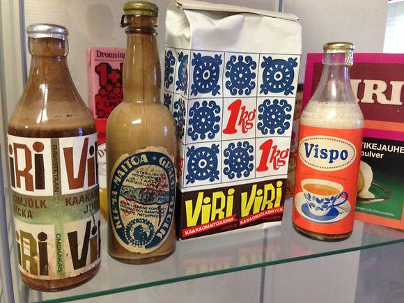 Tehtaassa valmistettiin aikoinaan muun muassa Viriviri-kaakaota.