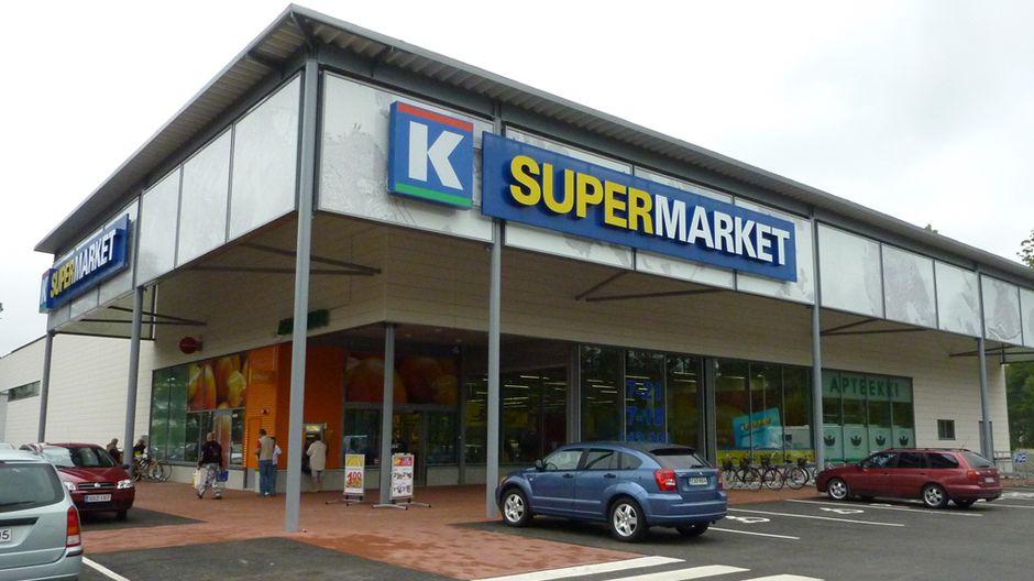 K Supermarket Itäpoiju