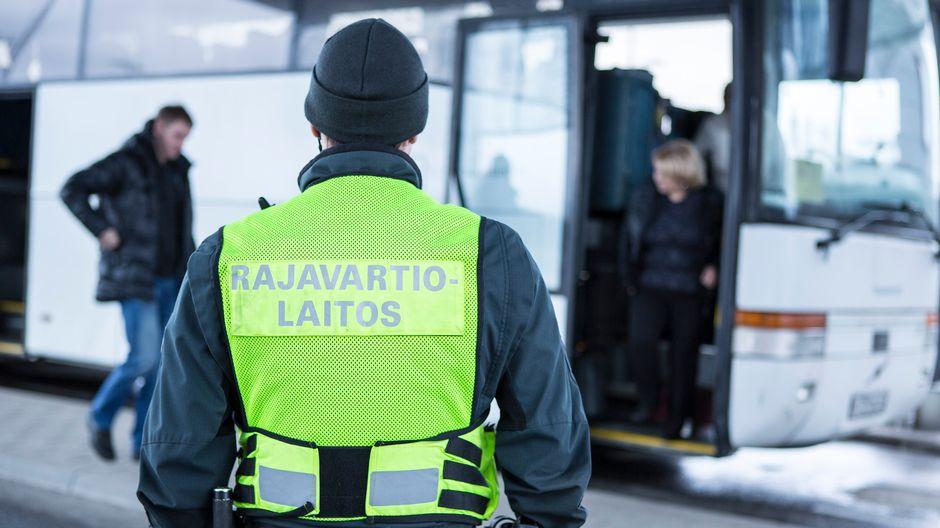 Пограничная служба нанимает новых сотрудников на восточной границе | Yle Uutiset | yle.fi