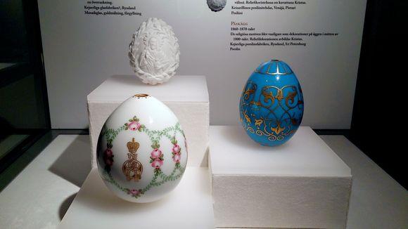 Keisarillisia lahjoja Pavlovskin palatsista -näyttely