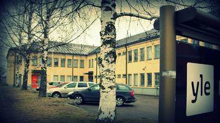 Radiotalo Linnoituksessa.