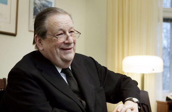 Aatos Erkko vuonna 2005.