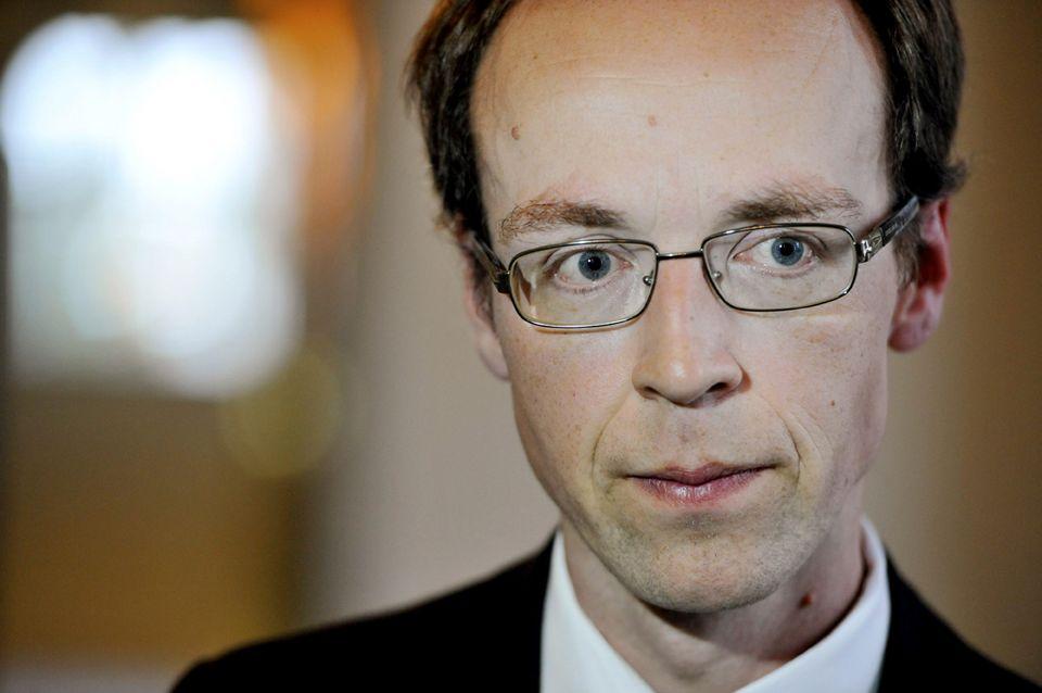 Jussi Halla Aho