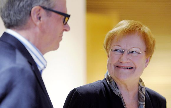 Ex-President Halonen honoured for minority rights advocacy | Yle Uutiset | yle.fi
