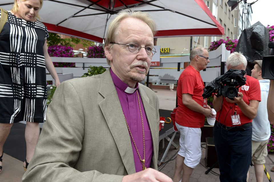 Homosexuality in the lutheran church