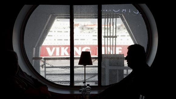 Viking Linen laiva.