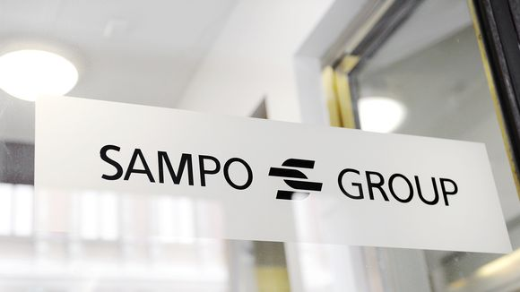 Sampo Groupin konttori Helsingin Fabianinkadulla.