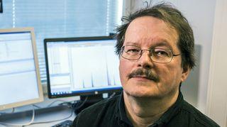 Kemian professori Jouko Vepsäläinen