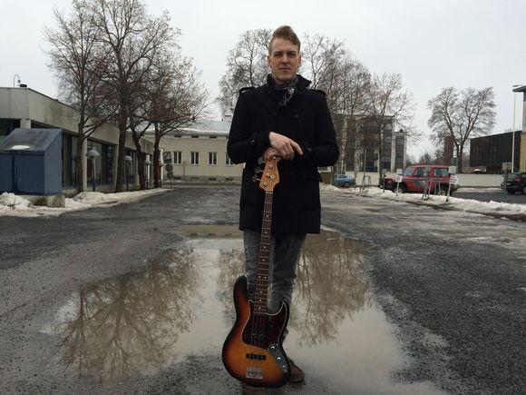Muusikko Juho Puikkonen