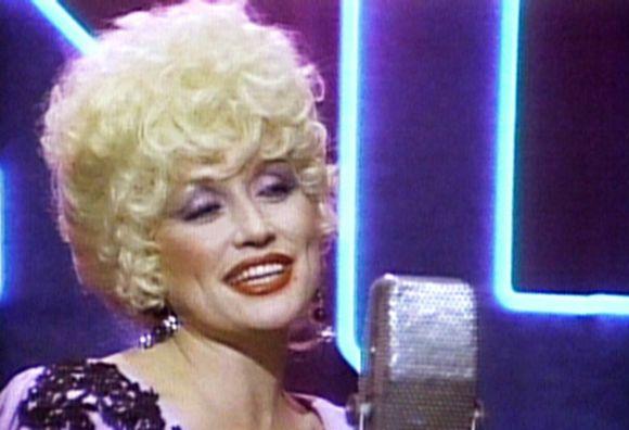 Dolly Parton vuonna 1984