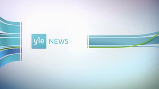 Video: Yle News logo.