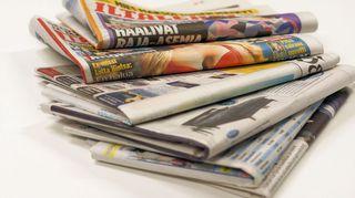 sanomalehdet newspapers