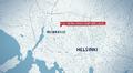 Map of Ruskeasuo, Helsinki