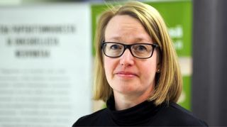Pia Lindfors, acting Executive Director of the Refugee Advice Centre.