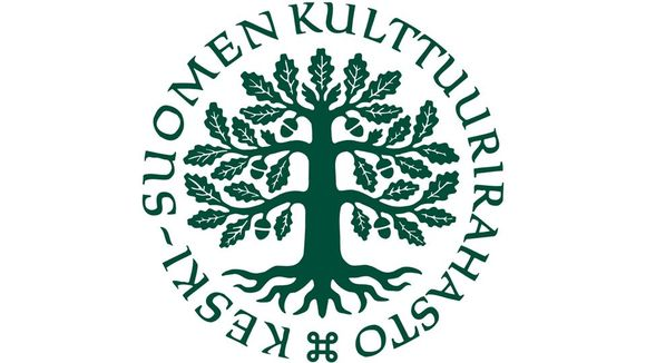 Suoma kulturruhtarádjosa logo