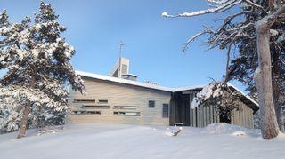 Karigasniemen kappeli 28.1.2016