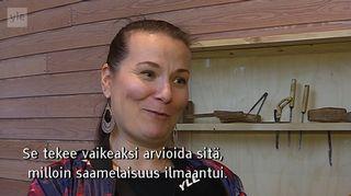 Video: Eeva-Kristiina Harlin