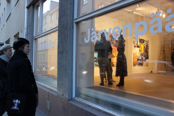 Galleriija Saariaho Järvenpää