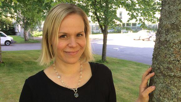 Anna-Leena Lappalainen.