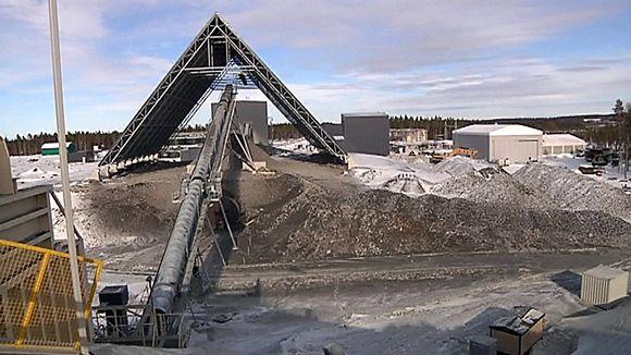 Laivakankaan kultakaivos Raahessa
