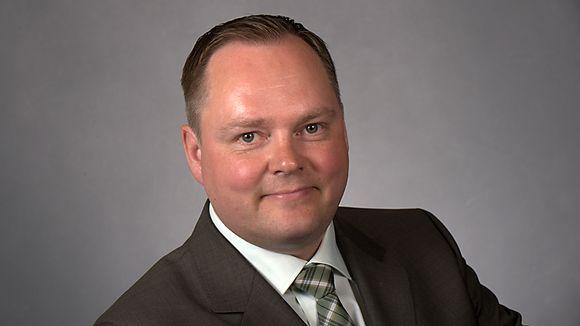 Kansanedustaja Risto Kalliorinne.