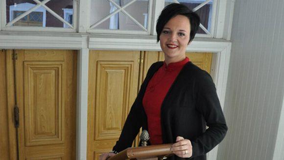 Vuoden positiivisin pomo 2012 Laura Juvala