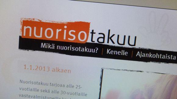 Nuorisotakuu.fi