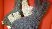 Eeva-Liisan neulomia sukkia