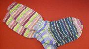 Kariniemen mummun neulomat sukat