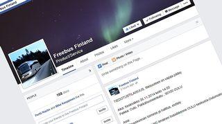 Freebusin Facebook-sivut