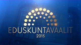 Eduskuntavaalit 2015.