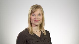 Ylen toimittaja Kati Jurkko