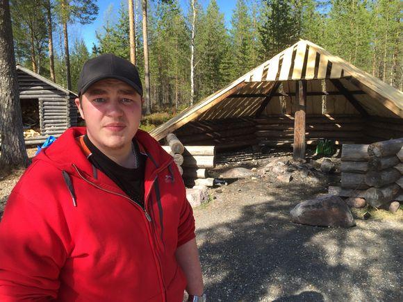 Ivan Gosenov sanoo nähneensä karhuja useita kertoja aikaisemminkin.