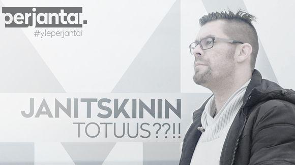 Video: Ilja Janitskin Perjantai-dokkarissa.