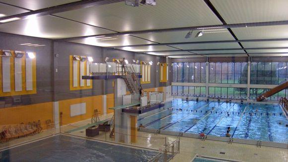 Seinäjoen uimahalli.