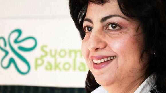 Malalai Rahim.