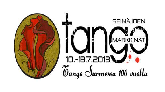 Seinäjoen Tangomarkkinat 10.-13.7.2013.